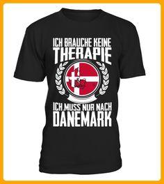 Therapie Dnemark - Shirts für reisende (*Partner-Link)