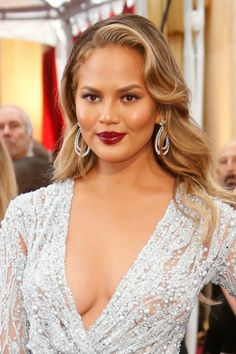 """A cosmic shift has happened in the celebrity beauty universe—Chrissy Teigen is blond no more. She dyed her golden-highlighted strands back to solid, deep brunette last night while giving her Instagram followers peeks of the process, starting with this preview shot. """"Look what's happening!"""" she captioned it. A photo posted by @chrissyteigen on Feb 25, 2015 at 11:07am PST Then came this coy back-of-head teaser. A photo posted by @chrissyteigen on Feb 25, 2015 at 6:05pm PST Finally her…"""