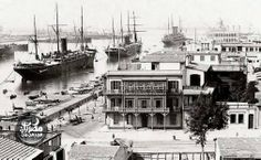 Port Said and shot between 1890 and 1900