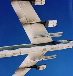 B52 Bomber, B 52 Stratofortress, Work Horses, Military Aircraft, Planes, Weapons, America, Cold War, Airplanes