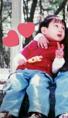 Jungkook as a little baby Jungkook Predebut, Jungkook Cute, Foto Jungkook, Foto Bts, Bts Taehyung, Vlive Bts, Bts Bangtan Boy, Fanmeeting Bts, J Hope Smile