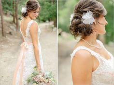 wedding hair up do ideas