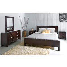 Abbyson Living Hamptons 5-piece King-size Platform Bedroom Set | Overstock.com Shopping - Big Discounts on Abbyson Living Bedroom Sets