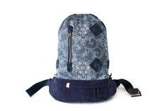 #visvim Summit Papoose Backpack Summer 2012