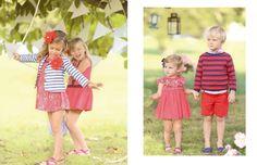 Foque: ropa infantil primavera verano 2016