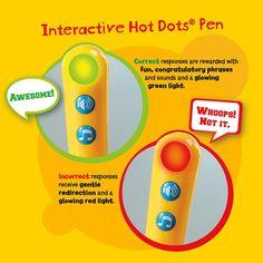 Hot Dots Jr Lets Master Reading Gr 3