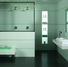 Glass - Gres porcellanato chiaro per interni   Marazzi