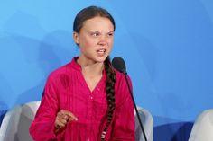 Teen activist Greta Thunberg asks for 'lift to Spain' for Madrid climate summit - Olive Press News Spain Sky News, Lenin Moreno, Donald Trump, School Strike, Olive Press, New Spain, Change Is Coming, Greta, Brazil