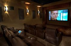 Enjoy your owner private movie theater with family and friends. #Breckenridge #GrandLodgeonPeak7