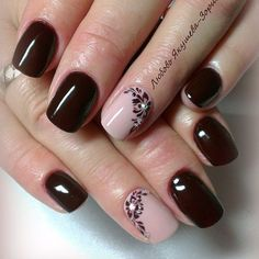 VK is the largest European social network with more than 100 million active users. Short Nail Manicure, Shellac Nails, Manicure And Pedicure, Toe Nails, Pink Nails, Glitter Nails, Nagellack Design, Nagellack Trends, Nail Deco