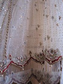 SuperSummer's Distractions: Ayesha Yousaf - My review Stylish Dress Designs, Stylish Dresses, Pakistani Wedding Outfits, Sunny Days, Lehenga, Designer Dresses, Embroidery, Bridal, Beautiful