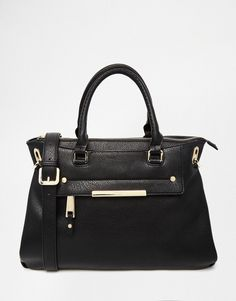 cd762e6782 Dune Daniella Tote Bag with Cross Body Strap at asos.com · AsosPursesDune HandbagsCross ...