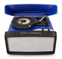 Lend Me Your Ear: Crosley Turntables