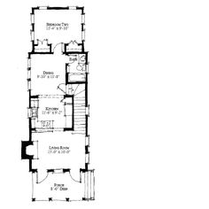 Open Shotgun Style House Plans | New Orleans - Multi-Family Your ...