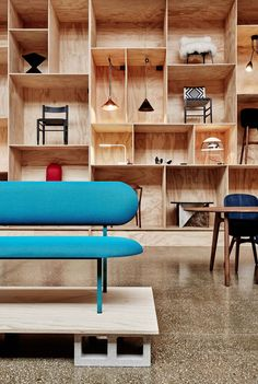 CRITERIA Melbourne Showroom & Upcoming Exhibition by Blakebrough + King.