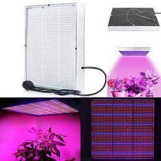 Termurah 20 w/120 w 85-265 v daya tinggi led tumbuh cahaya lampu untuk tanaman aquarium vegs taman hortikultura dan hidroponik tumbuh/mekar