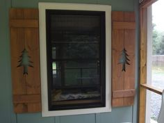 1000 Images About Shutters On Pinterest Raised Panel