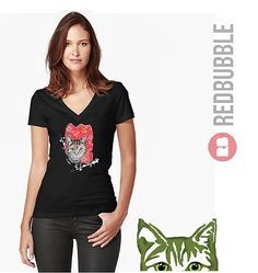 ..sold this a long time ago but forgot to say thanks. So thanks to the buyer in Ireland of this v-neck t-shirt design called 'The Finnish Cat' from the Mollycat collection at Redbubble   #vneck #tshirt #redbubble #cute #katzen #thefinnishcat #mollycatfinland #katter #instacool #mollycat #designs #catstuff  #catoftheday #redbubbleartist #redbubbletshirts #cats #catseyes #meow #catlovers #cat #catdesign #cute #kitty #猫 #mollycatfinland