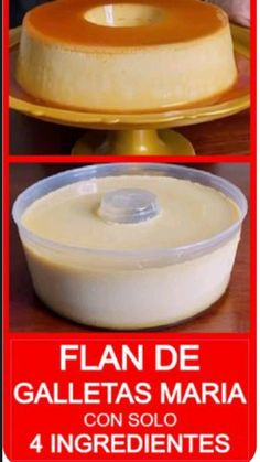 Dump Cake Recipes, Dessert Recipes, Mexican Food Recipes, Sweet Recipes, Buzzfeed Tasty, Flan Cake, Light Desserts, Portuguese Recipes, Food And Drink