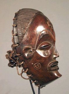 African Tribal Masks | Tchokwe African Mask