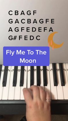 therubypiano( has created a short video on TikTok with music original sound. Can you sing Fly Me To The Moon 🌙 Piano Tutorial Piano Music With Letters, Piano Sheet Music Letters, Easy Piano Sheet Music, Flute Sheet Music, Piano Music Notes, The Piano, Piano Lessons, Music Lessons, Noten Pdf
