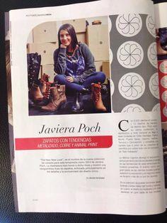 Reportaje Revista PM / 16 de Mayo 2014.