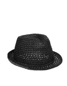 Image 2 - ASOS - Chapeau trilby en paille