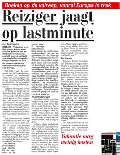 Tessa aan de Stegge in Telegraaf Utrecht