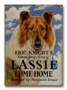 I loved Lassie!  A collie was my favorite dog growing up because of Lassie.