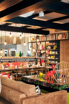 The colorful Bibo is a laid-back brasserie by Dani Garcia. #Jetsetter