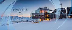 James Bond in Sölden - Tirol - Austria