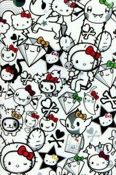 36 Best Hello Kitty Wallpaper images  b30c748f4de1