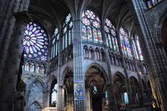 St. Denis Basilica near Paris, France