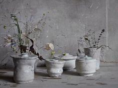 Vases Pique-Fleurs