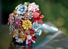 bouquet gioiello