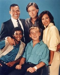 """Silver Spoons"" with Erin Grey, Ricky Schroder, and Alfonzo Ribiero. Childhood Tv Shows, My Childhood Memories, 1980s Childhood, School Memories, Arnold Et Willy, Buffy, Ricky Schroder, Film Anime, School Tv"
