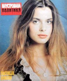 Nastassja Kinski covers Greek magazine 26 February 1980