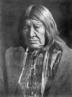 Wife of Calf Bull, Blackfoot woman. Canadian Indian 1920-30S Credit: David J. Martin/Library and Archives Canada/PA-195135