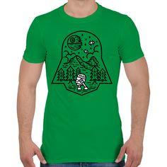 SÖTÉT TERMÉSZET - Egyedi mintás póló! WEBSHOP: http://printfashion.hu/mintak/reszletek/sotet-termeszet1/ferfi-polo