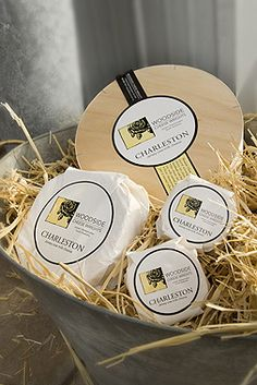 Charleston (Brie)- Woodside Cheese Wrights comes in 3.5kg wheel on order