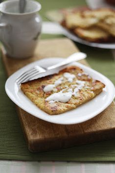 French Toast, Cooking Recipes, Breakfast, Foods, Drinks, Morning Coffee, Food Food, Drinking, Food Items