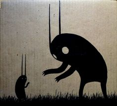 Monster Illustration by KindMonster on Etsy,
