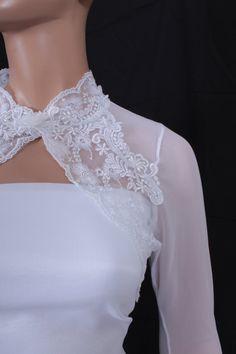 de21a4e5e1ace2 15 Best Wedding lace bolero images