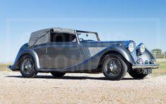 1939 Jaguar SS 2½ Litre Drophead Coupe