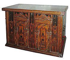 Nonsuch chest 16th century