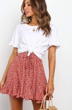Summer Outfits Women 30s, Teen Fashion Outfits, Mode Outfits, Look Fashion, Spring Outfits, Winter Outfits, Fashion Clothes, Womens Fashion Casual Summer, Summer Fashions