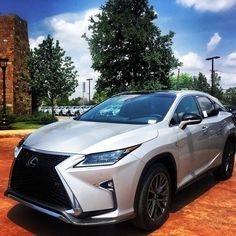 Once driven there's #nogoingback. The #LexusRX. #lexus #lexusdominion #lexusfsport #nplexusdominion