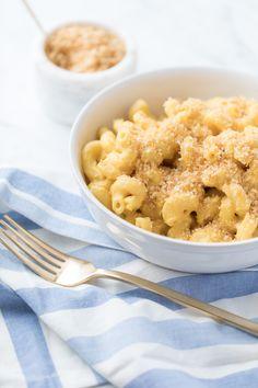 Vegan Butternut Squash Mac 'N Cheese