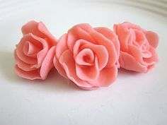candy melt flowers