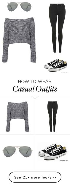 """""""Casual"""" by fashi0nideas on Polyvore"""